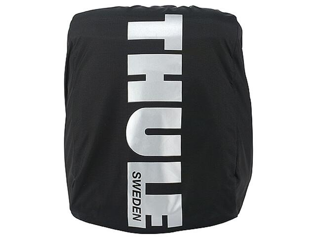 Thule Pack 'n Pedal fietstas regenhoes, klein zwart